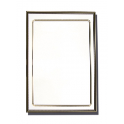 Зеркало зг164 600х800мм для ванной