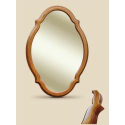 Зеркало АЖ-20 фигурное 680х980х36
