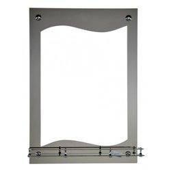 Зеркало в ванную зг017 500х700мм