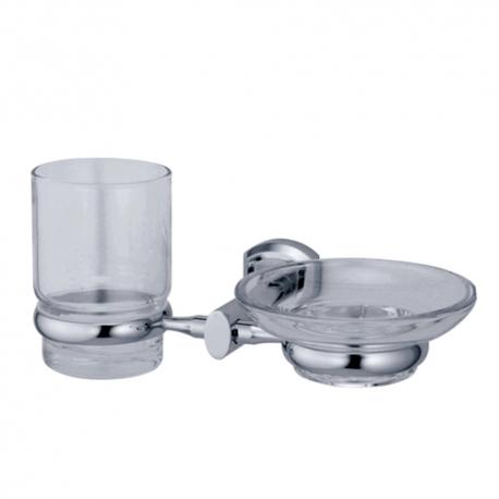 K-3026 Держатель стакана и мыльницы