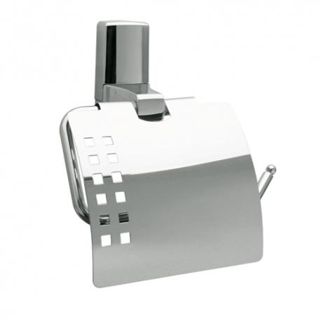 К-5025 Держатель туалетной бумаги с крышкой