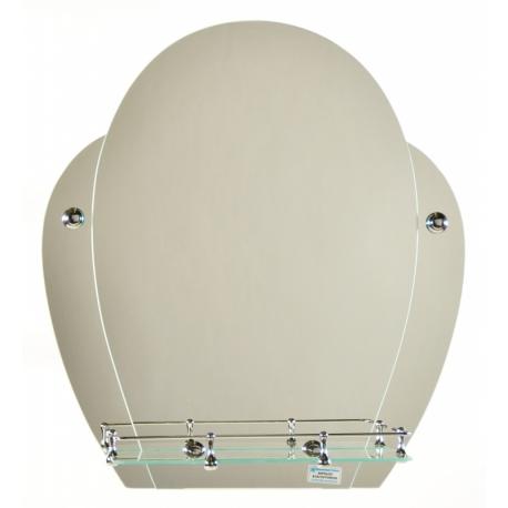 Зеркало в ванную зг040 510х560мм