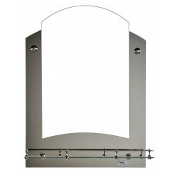 Зеркало в ванную зг050 500x670мм