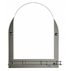 Зеркало в ванную зг053 500x650мм