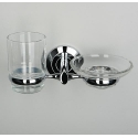 K-6226 Держатель стакана и мыльницы