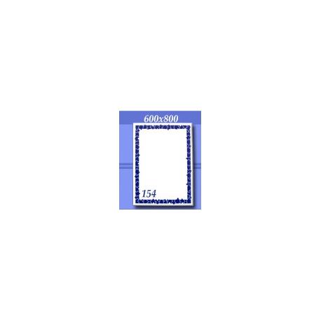 Зеркало в ванную зг154ф 600х800мм