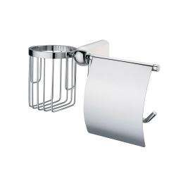 К-6859 Держатель туалетной бумаги и освежителя