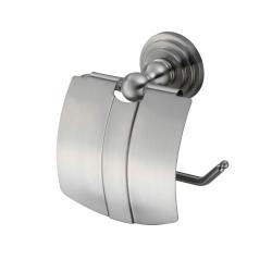 К-7025 Держатель туалетной бумаги с крышкой