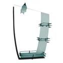 Зеркало в ванную зг167пм 600х800мм