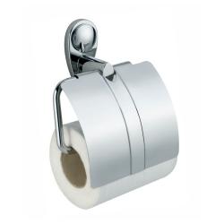 К-9225 Держатель туалетной бумаги с крышкой