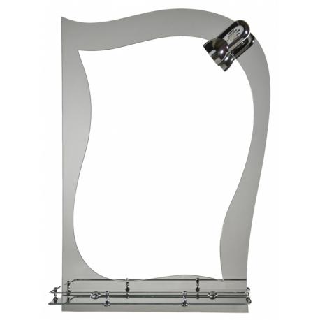 Зеркало в ванную зг179пс 550х770мм
