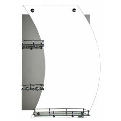 Зеркало в ванную зг217л унив 600х800мм