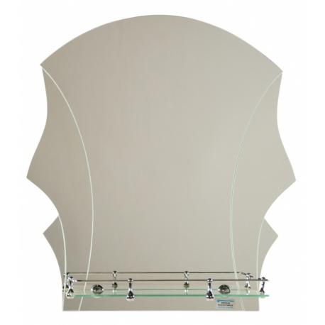 Зеркало в ванную зг352 500х600мм