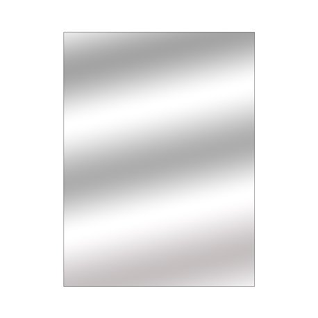 Зеркало 600х800мм универсальное евро