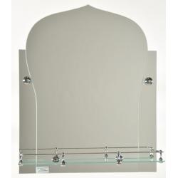 Зеркало в ванную згВ-01 450х550мм