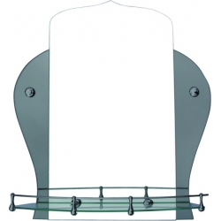Зеркало в ванную згВТ-05 450х550мм