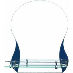 Зеркало в ванную згВТ-11 450х550мм