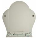 Зеркало в ванную згТ 520х560мм