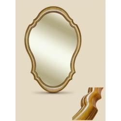 зеркало в раме АЖ-35 680х1010х25мм