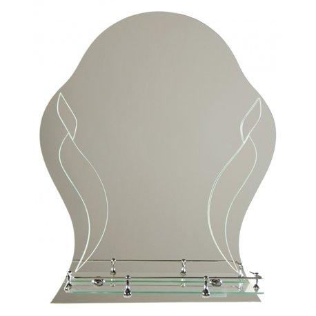 Зеркало в ванную зг357м 500х600мм