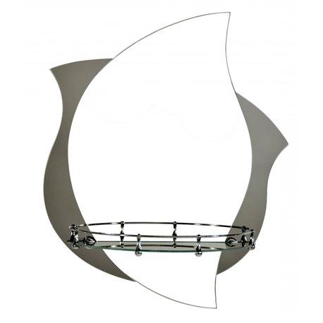 Зеркало в ванную зг376п 500х600мм