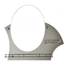 Зеркало в ванную зг042п 730x800мм