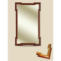 Зеркало БГ-42 515х865х20 мм