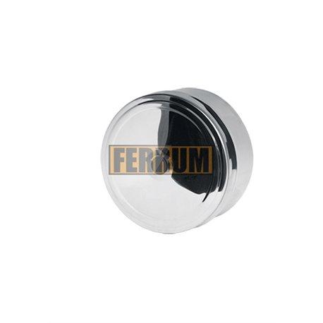 заглушка для ревизии ф110 н.430/0,5мм внутр.
