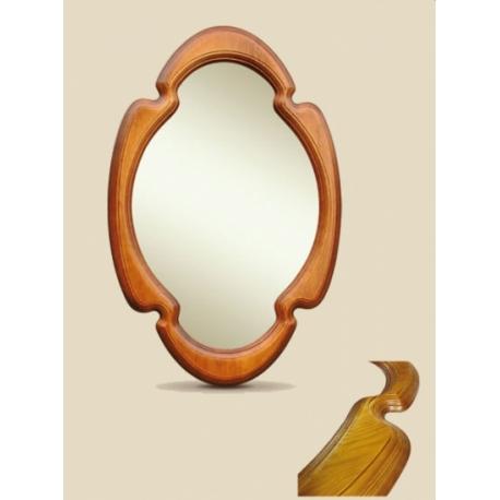 Зеркало ЗФ-1 720х1090х25 мм