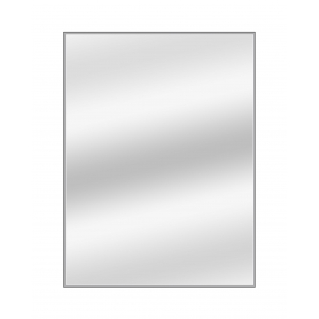 Зеркало 800х1000мм универсальное фацет