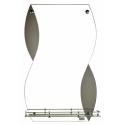 Зеркало в ванную зг043п 510х800мм