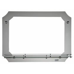 зеркало в ванную зг019 750х550мм