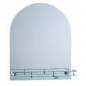 зеркало в ванную зг010 500х600мм