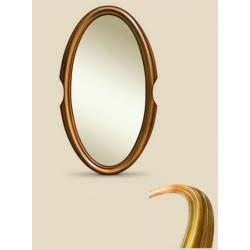 зеркало в раме ОВД 620х1090х25мм