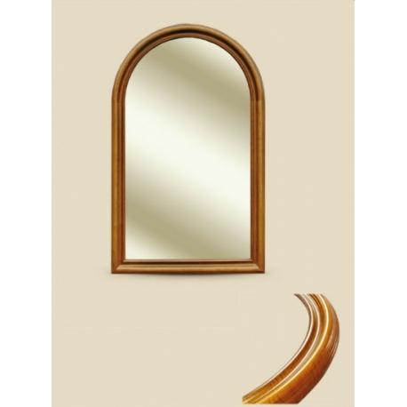 Зеркало ППА-2 640x1000x25 мм