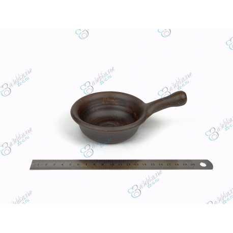 кокотница керамическая - общий вид 1 | zz-c.ru Зазеркалье