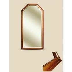 Зеркало ППС-1 640x1300x25 мм в багете