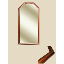 Зеркало ППС-2 600x1260x20 мм в багете