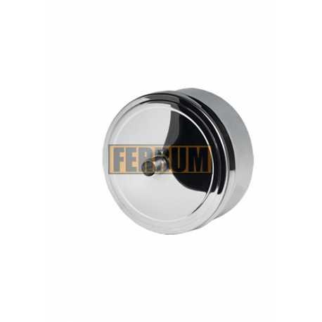 конденсатоотвод для сэндвича ф280 н.430/0,5мм внутр.