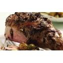 Крюк кованый - приготовленное мясо 1