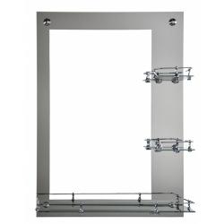 Зеркало в ванную зг070унив 550х750мм
