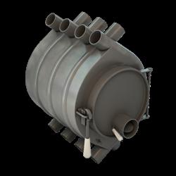 Печь для отопления Клондайк НВ-100 - общий вид | zz-c.ru