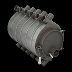 Печь для отопления Клондайк НВ-150 - общий вид | zz-c.ru