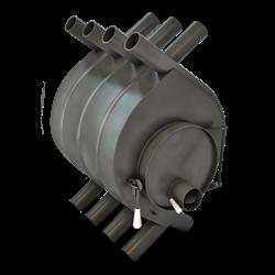 Печь для отопления Клондайк НВ-400 - общий вид | zz-c.ru
