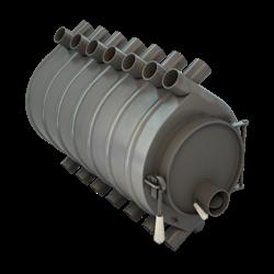 Печь для отопления Клондайк НВ-200 - общий вид | zz-c.ru