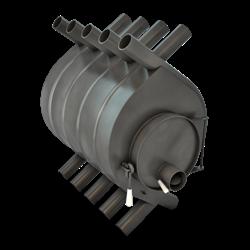Печь для отопления Клондайк НВ-500 - общий вид | zz-c.ru