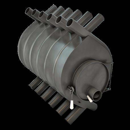 Печь для отопления Клондайк НВ-600 - общий вид | zz-c.ru
