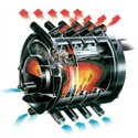 Печь для отопления Клондайк НВ-1200 - схема работы | zz-c.ru