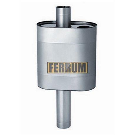 бак для воды на трубе эллипс ф115/70л Комфорт