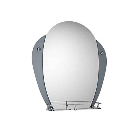 Зеркало в ванную зг040м 510х560мм